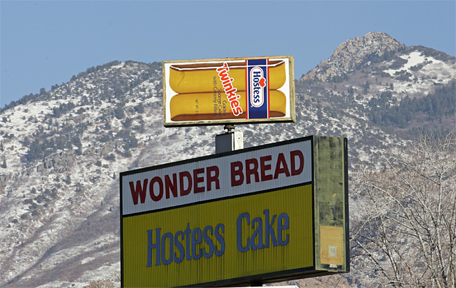 Hostess Brands Strike