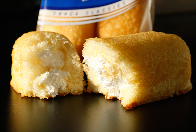 The Twinkie one step closer to comeback