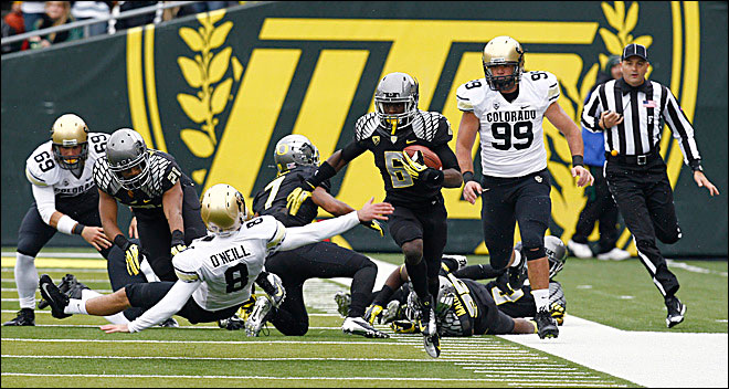 Colorado Oregon Football