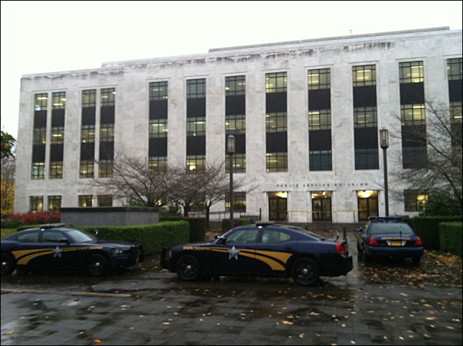 Bomb threats reported at county courthouses across Oregon