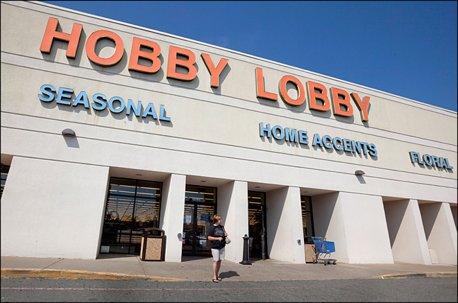 Judge denies Hobby Lobby's morning-after case