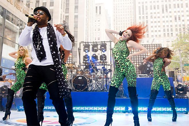 Flo Rida on Today Show