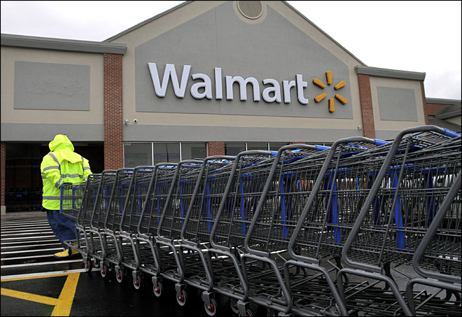 Wal-Mart pledges to hire 100,000 veterans