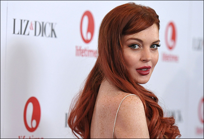 Lindsay Lohan pleads not guilty in car wreck