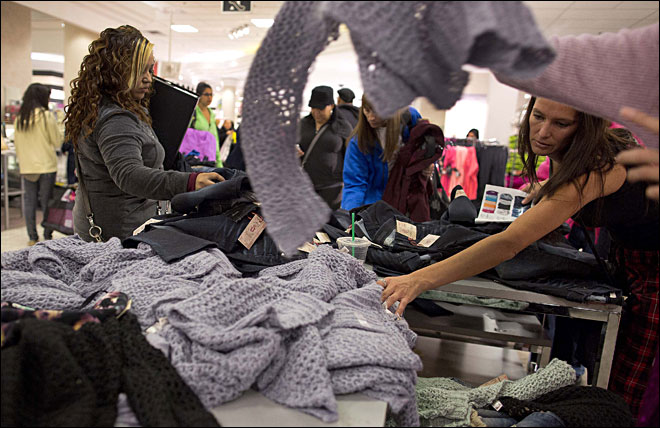 Black Friday: Why do we do this to ourselves?