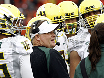 Documents shed more light on Oregon's NCAA investigation
