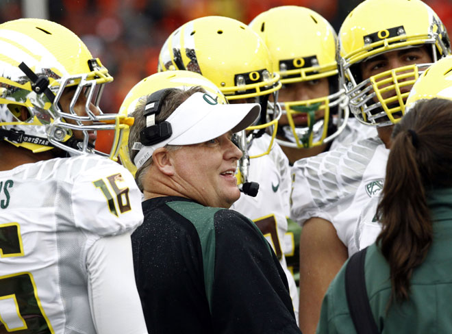 Ducks, NCAA agree on many 'major' violations; UO proposes probation