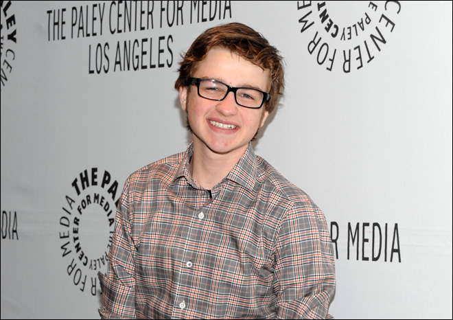 CBS welcoming Angus Jones back to 'Two and a Half Men'