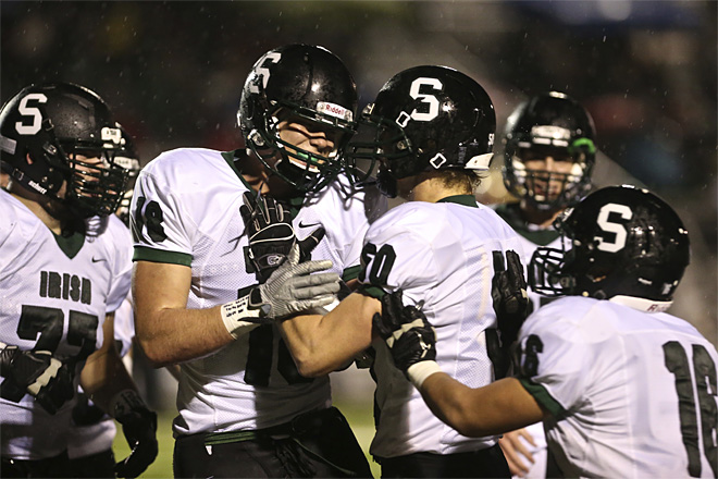 Southridge Sheldon Irish Football