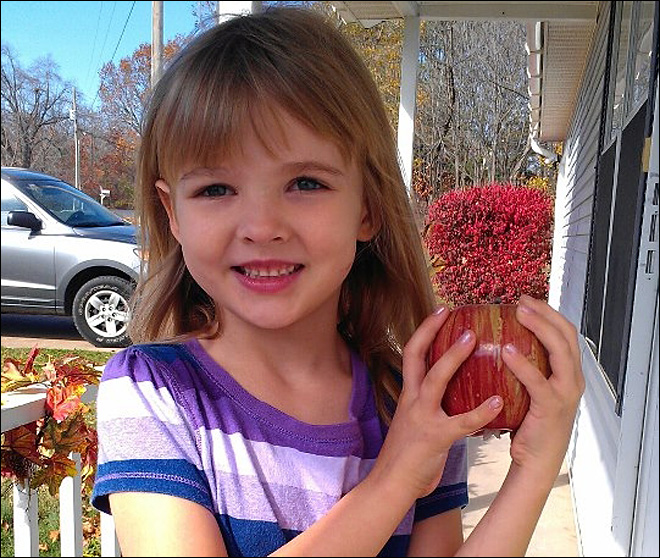 Neighbor arrested in murder of abused Arkansas girl