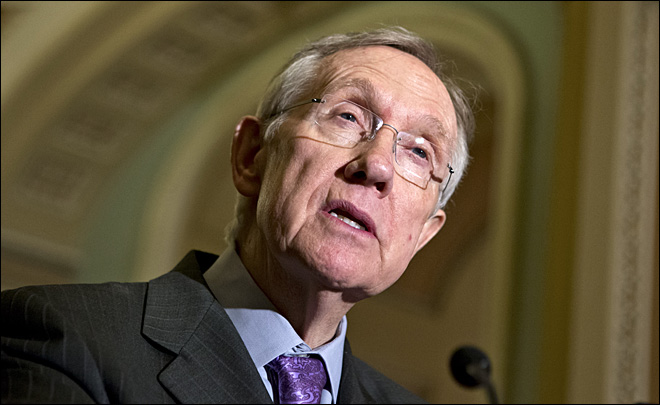 Reid denies involvement in Utah businessman scheme