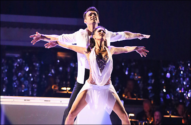 Rycroft crowned 'Dancing With the Stars' champ