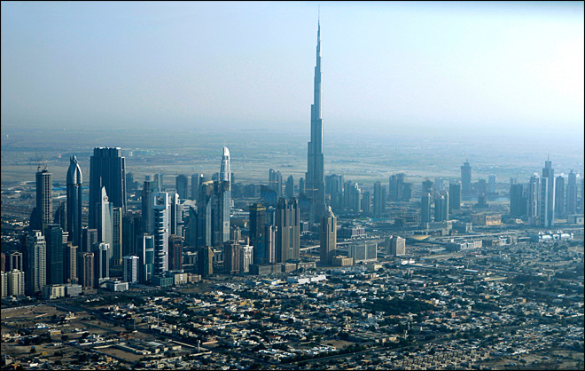 Dubai back in mega-project mood after fiscal dive
