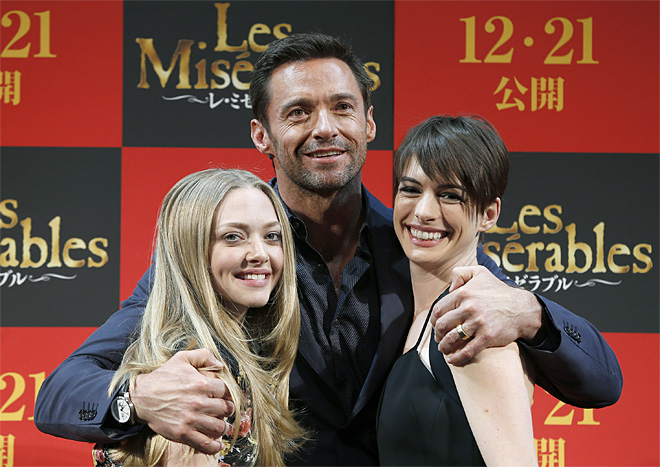 Japan Les Miserables