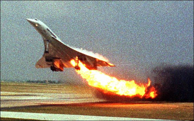 Court overturns manslaughter conviction in Concorde crash