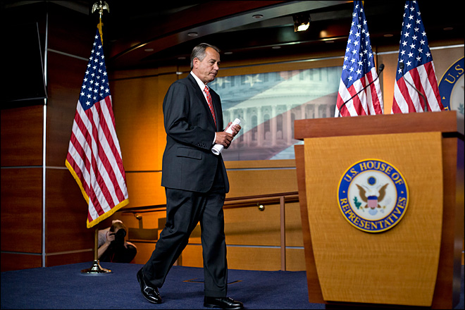 Boehner joins filibuster fight against Democrats