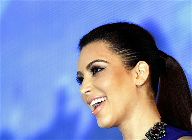 Protests flare in Bahrain for Kim Kardashian visit
