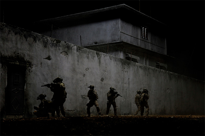 Review: 'Zero Dark Thirty' is massive, meticulous