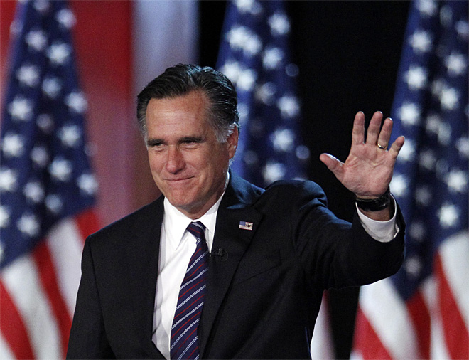 Mitt Romney rejoins Marriott board
