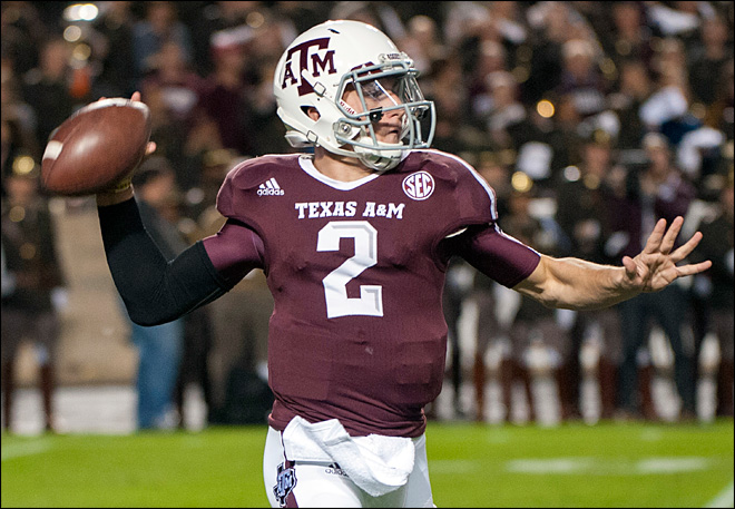 Heisman finalists: Manziel, Te'o and Klein