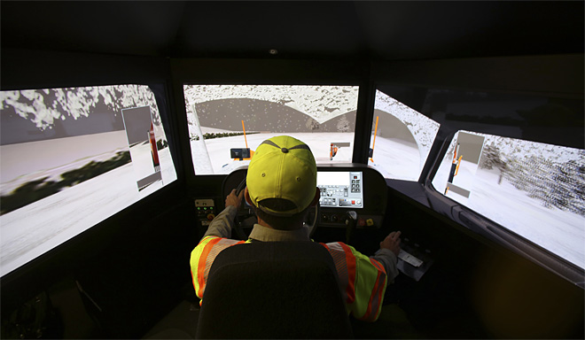 Snowplow Simulator