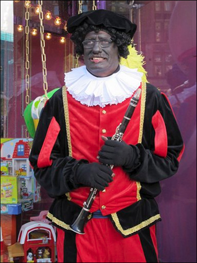 Criticism of Dutch 'Black Pete' tradition grows