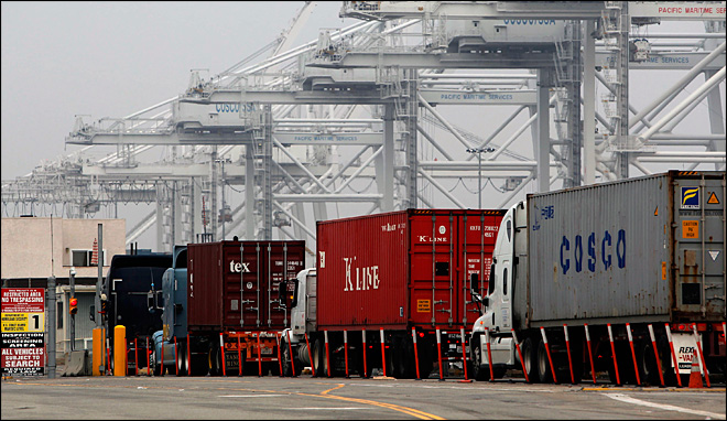 Los Angeles ports reopening after crippling strike