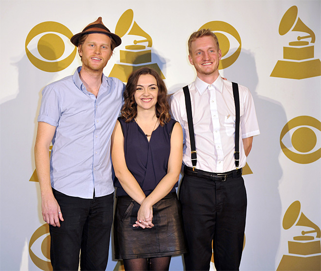 The Grammy Nominations Concert Live Press Room