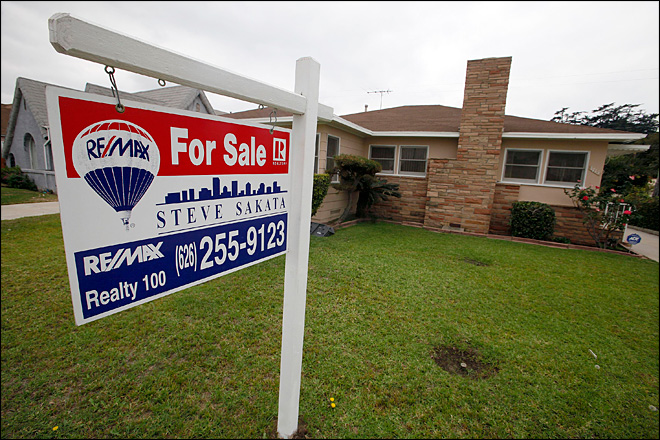 US home prices rise in October from previous year