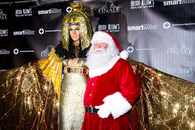 Heidi Klum's Haunted Holiday Party