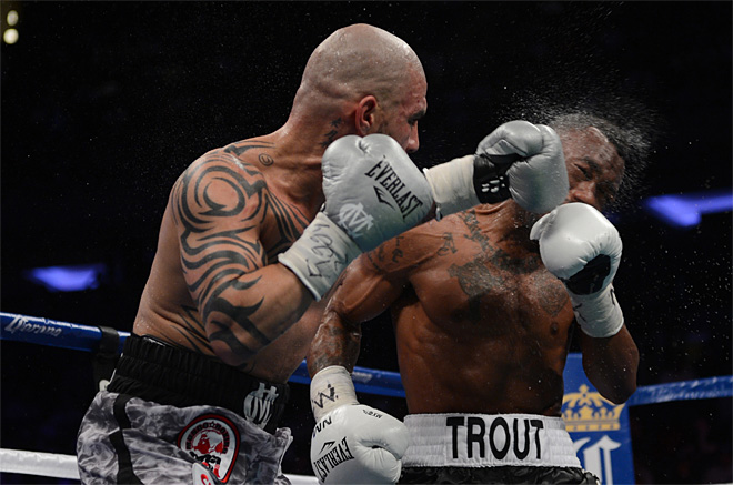 Cotto Trout Boxing