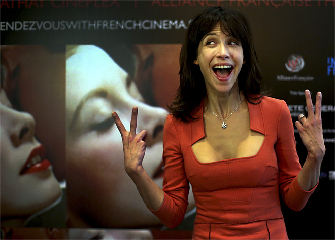 Singapore ScreenSingapore Sophie Marceau