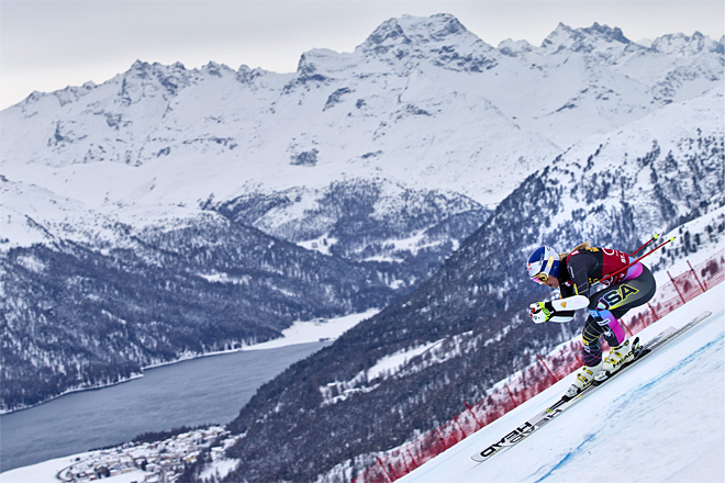 APTOPIX Switzerland Alpine Skiing World Cup