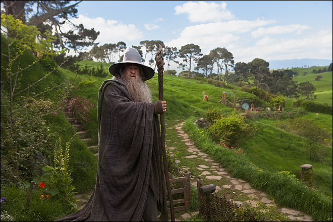 Super-clear format can puncture 'Hobbit' fantasy