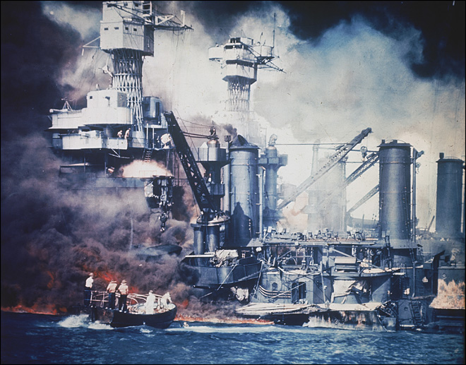 Pearl Harbor dead remembered on 71st anniversary of attack