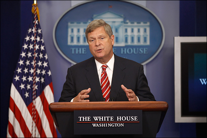 USDA chief: Rural America becoming less relevant
