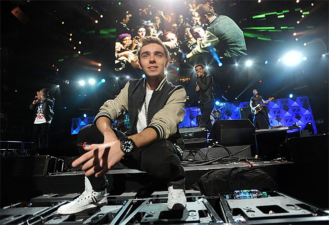 Z100's Jingle Ball 2012