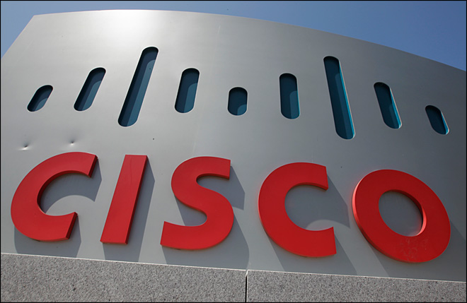 Cisco grabs for 'No. 1 IT company' crown