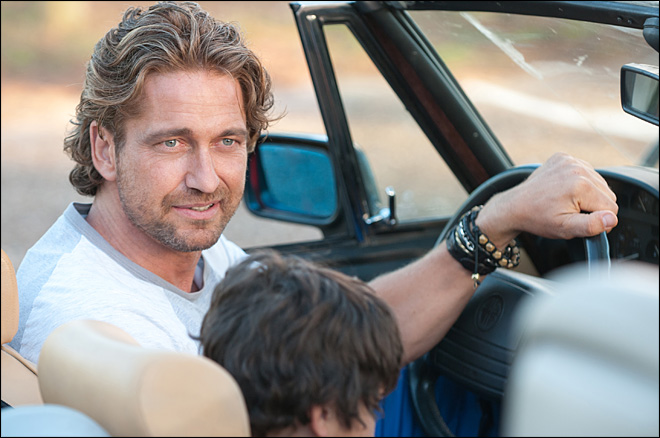 Gerard Butler's romantic comedy flops on opening weekend