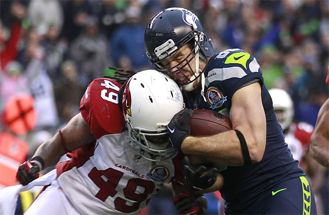 Cardinals Seahawks Football