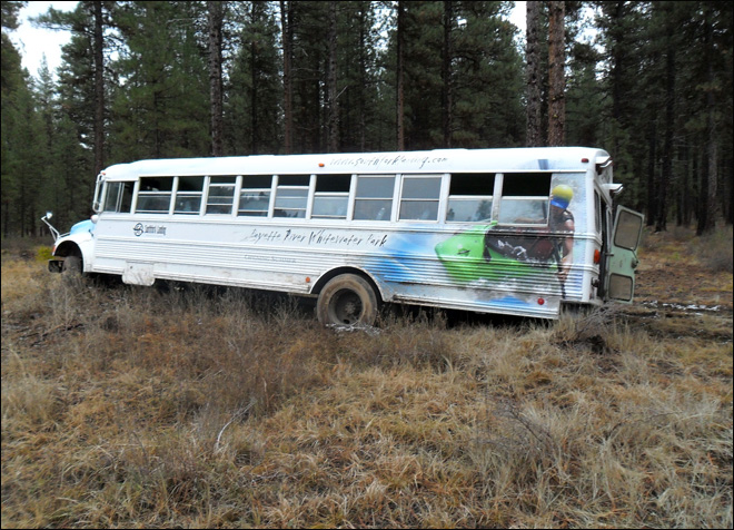 Detectives: 'Wheelbarrow Burglar' busted after stealing shuttle bus
