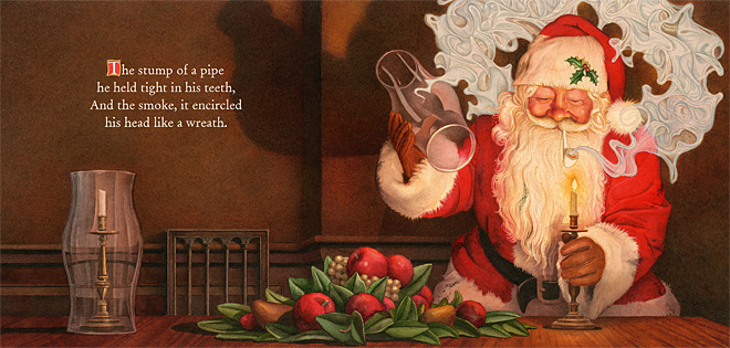 No Smoking Santa