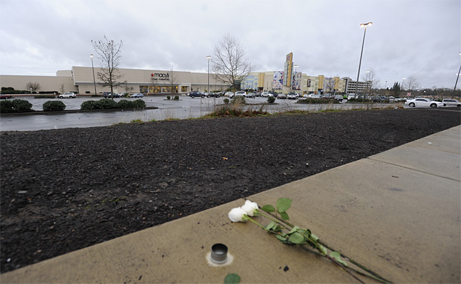 Oregon Mall Killings