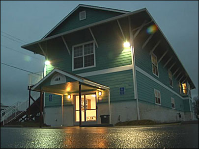 City transforms historic train depot into City Hall