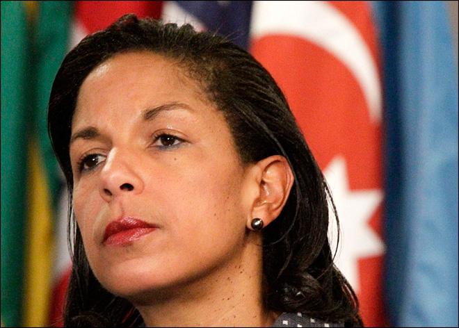 Susan Rice withdraws as secretary of state candidate