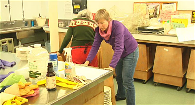 Egan Warming Center seeks volunteers