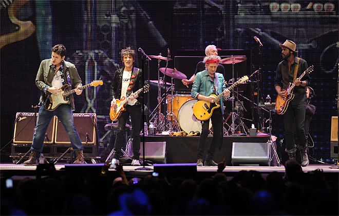 Concert The Rolling Stones