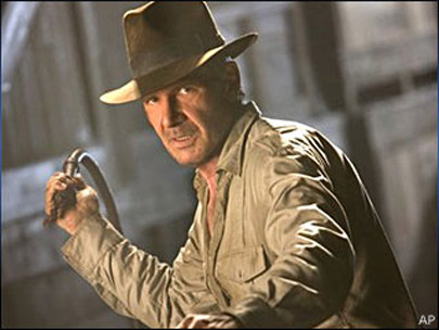 School stumped by mail addressed to Indiana Jones