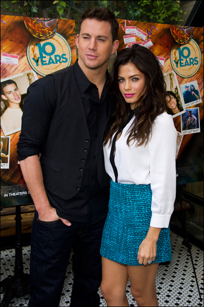 Channing Tatum, Jenna Dewan-Tatum expecting baby