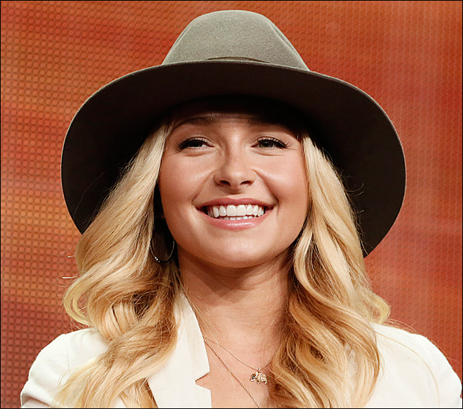 Panettiere overcomes stage fright with 'Nashville'